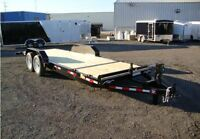 Tilt & Load Car Hauler/Equipment Float