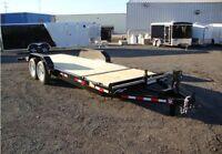 Tilt & Load Car Hauler/Equipment Float