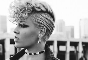 PINK - Scotiabank Arena - 320/321/310/311 - Row 1 & 4