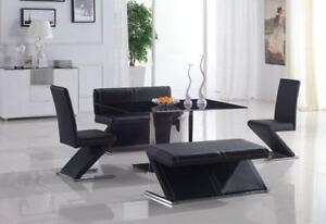 Modern style dinning table furnishing store (D700)