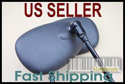 Black Mirrors - Yamaha XS360 400 500 550 650 750 850 1100 Maxim Bobber M10 M8