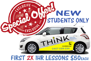 Think Driver Training - Pine rivers Area & surrounds Lawnton Pine Rivers Area Preview
