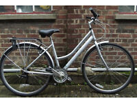 Hybrid ladies dutch bike FALCON - size 18in, new brakes, serviced warranty - Welcome for ride :)