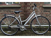 City ladies dutch bike FALCON - size 18in, new brakes, serviced warranty - Welcome for ride :)