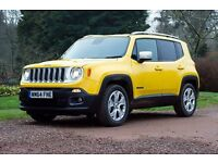 Jeep Renegade car for sale