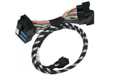For Vw Rcd Rns 310 315 510 Original Kufatec Cable Loom Multimedia Socket Mdi USB