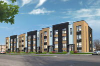 FLETCHER-NEW CONDOS FOR SALES IN HOMA - SHERBROOKE E.
