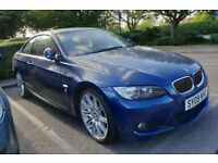 BMW 330d M-Sport with 12 months MOT and Full service history.