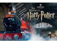 Warner Bros Studio Tour: The Making of Harry Potter. Saturday 25th Nov at 5pm