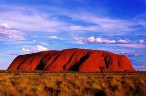 Cheap ticket to Uluru from Melbourne (3 March 17) Melbourne CBD Melbourne City Preview