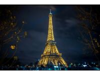 French tuition offered - all levels
