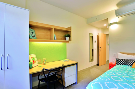 Private student room Ultimo Sydney CBD