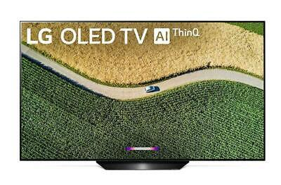 LG OLED55B9PUA _586 55 inch Class 4K Smart OLED TV w/AI ThinQ ***READ***