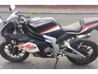 Rieju rs3 125 not Honda Yamaha Kawasaki learner legal