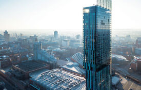 2 bedroom flat in Hilton, Beetham Tower, Deansgate, M3
