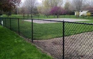 NEED CHAIN LINK FENCE INSTALLED?