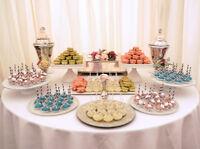 Dessert table/buffet