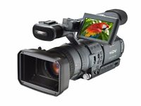 Sony HDR FX1e Pro Camcorder 1080 HD - As New Condition - In Box with Manuals and cables
