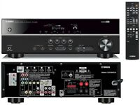 Yamaha HTR-2866 AV receiver plus 5.1 Yamaha NS-P20 speaker system.