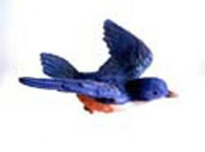 Blue Bird Window Magnet