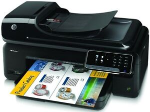HP OfficeJet 7500A All-In-One Inkjet Printer Brand New In Box!!