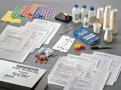 Wards Science Testing Your Sense Organs Lab Kit