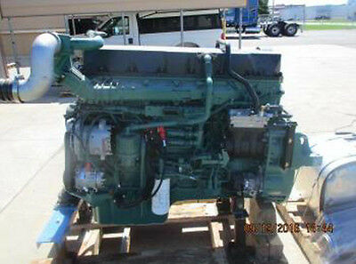 Volvo D13H500 - 500HP - BRAND NEW SURPLUS - DIESEL ENGINE FOR SALE