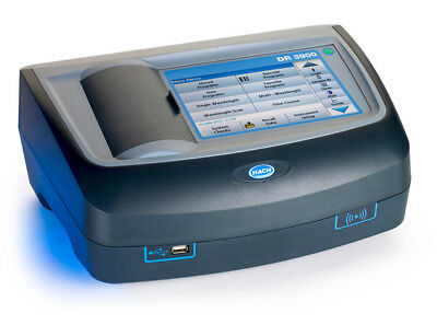 HACH DR3900 Laboratory VIS Spectrophotometer with RFID* Technology for sale  Centreville