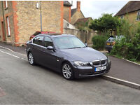 BMW 330i private plate £3995