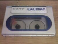 SONY WALKMAN WM-20 , spares or repair