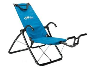 AB Lounge Sport - Abdominal workout chair
