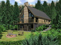 STOCK HOUSE PLANS AND CUSTOM DESIGNING