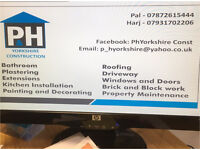 Plastering and Home Improvement