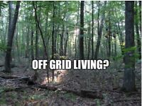 Off grid living ownership partners