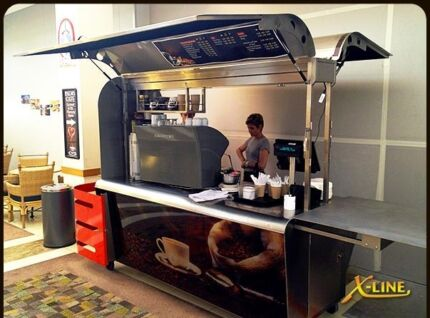 Coffee cart Marrickville Marrickville Area Preview