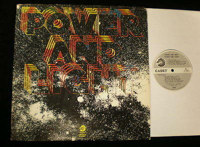SCARCE SOUL LP Power and Light Cadet DJ 50014