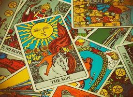 Intuitive tarot reading in central Bristol