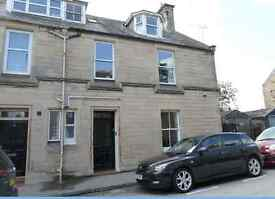 Two Bedroomed Flat in converted Townhouse in central Elgin