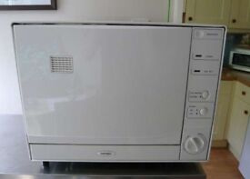 Matsui IP24 countertop dishwasher. For sale due to move abroad. Very good condition.