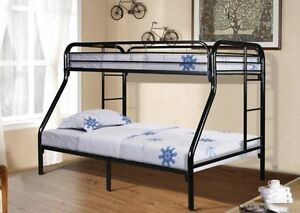 BEAUTIFUL SINGLE/DOUBLE BUNK BED FRAME BRAND NEW