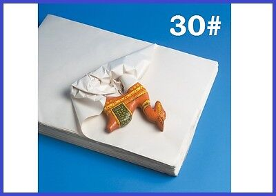 30 Pre-cut Newsprint Shipping Wrapping Paper Sheet - Case Qty - 10 Sizes Avail.