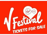 Vfestival tickets