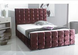 Regal cubed bed set