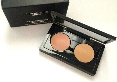 MAC Finish Concealer Duo NW30/NC35 New ()