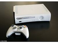 Xbox 360 with controler & wifi adapter