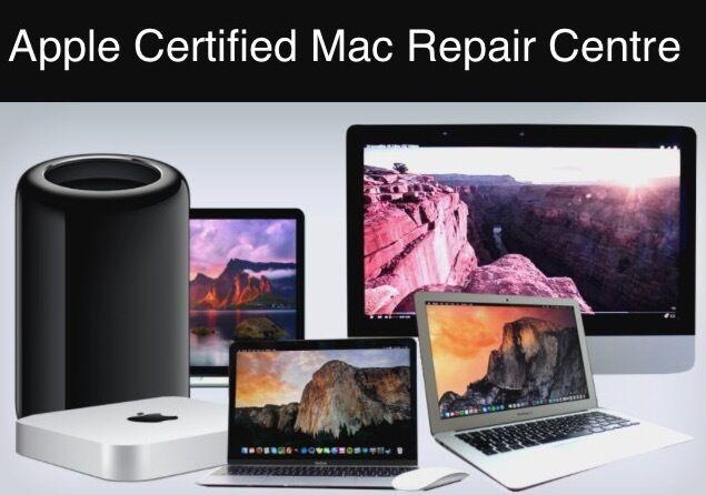 APPLE CERTIFIED MAC REPAIR CENTER , VISIT US OR SEND US YOUR LAPTOP TO REPAIR , FROM ANYWHERE IN UK