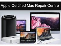 APPLE CERTIFIED MAC REPAIR CENTER , VISIT US OR SEND US YOUR LAPTOP TO REPAIR , FROM ANYWHERE IN UK