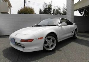 1995 Toyota MR2 Coupe (2 door)