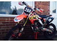 2006 honda crf 250
