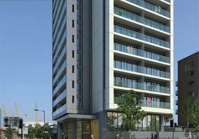 # Stunning brand new one bed in fantastic development in E14 - concierge and leisure facilities!!